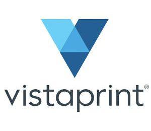 Vistaprint screenshot